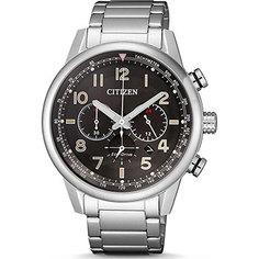 Японские наручные мужские часы Citizen CA4420-81E. Коллекция Eco-Drive