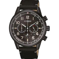 Японские наручные мужские часы Citizen CA4425-28E. Коллекция Eco-Drive