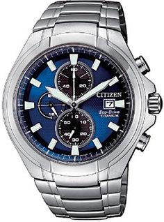 Японские наручные мужские часы Citizen CA0700-86L. Коллекция Eco-Drive