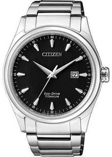 Японские наручные мужские часы Citizen BM7360-82E. Коллекция Eco-Drive