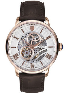 Швейцарские наручные мужские часы Wainer WA.25125B. Коллекция Masters Edition