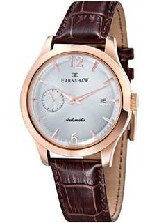 мужские часы Earnshaw ES-8034-05. Коллекция Blake
