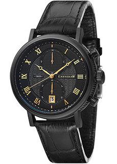 мужские часы Earnshaw ES-8100-06. Коллекция Beaufort
