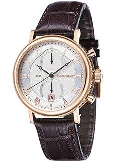 мужские часы Earnshaw ES-8100-05. Коллекция Beaufort