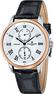 мужские часы Earnshaw ES-8035-SETA-01. Коллекция Chancery