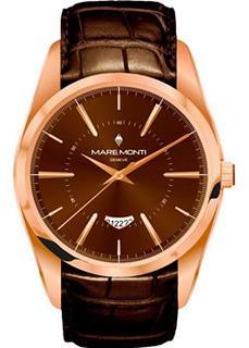Швейцарские наручные мужские часы Maremonti 163.367.691. Коллекция Adventure