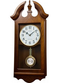 Настенные часы Rhythm CMJ573NR06. Коллекция Настенные часы