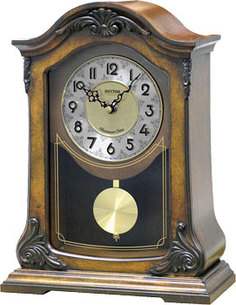 Настольные часы Rhythm CRJ717CR06. Коллекция Century