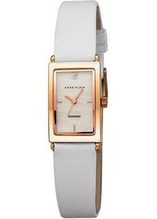 fashion наручные женские часы Anne Klein 9414MPRG. Коллекция Diamond