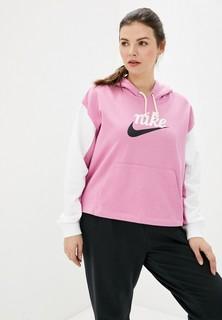 Худи Nike W NSW VRSTY HOODIE FT PLUS