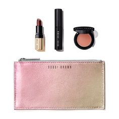 BOBBI BROWN Набор для макияжа The Clutch Classics Eye, Lip & Cheek Set