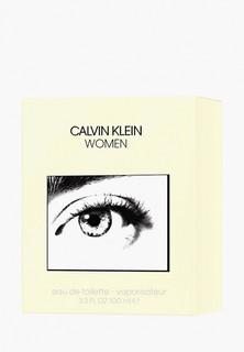Туалетная вода Calvin Klein Edt, 100 мл
