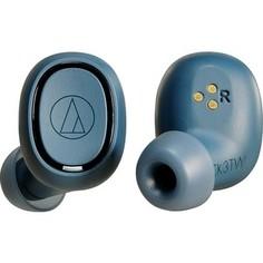 Наушники Audio-Technica ATH-CK3TW BL blue