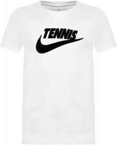 Футболка для мальчиков Nike Court Dri-FIT, размер 137-147
