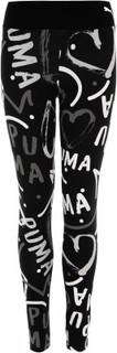 Легинсы для девочек Puma Alpha AOP, размер 128