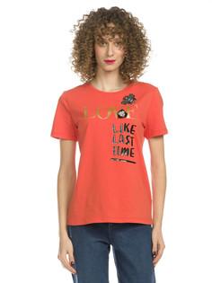 """Джемпер (модель """"футболка"""") женский """"self code"""" Pelican"""