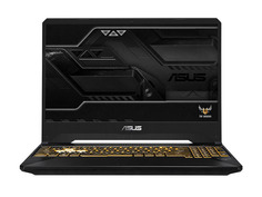 Ноутбук ASUS TUF FX505DT-AL245T 90NR02D1-M08170 (AMD Ryzen 5 3550H 2.1GHz/8192Mb/1000Gb + 256Gb SSD/nVidia GeForce GTX 1650 4096Mb/Wi-Fi/15.6/1920x1080/Windows 10 64-bit)