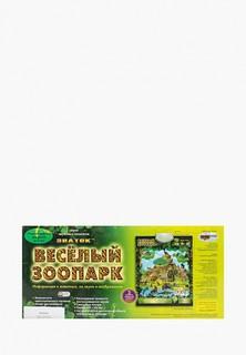 """Игрушка Знаток - электронный звуковой плакат """"Весёлый Зоопарк"""""""