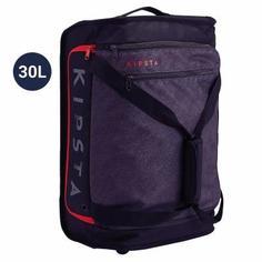 Сумка-рюкзак На Колесах Essential 30 Литров Kipsta