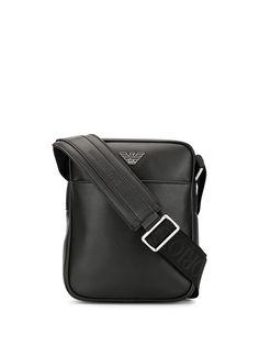 Emporio Armani сумка на плечо с логотипом