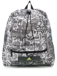 adidas by Stella McCartney рюкзак со змеиным принтом