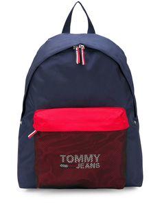 Tommy Hilfiger рюкзак с сетчатым карманом
