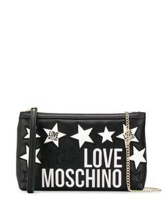 Love Moschino сумка на плечо с аппликацией