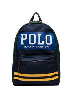 Polo Ralph Lauren рюкзак с логотипом