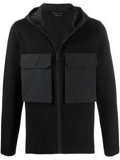 Canada Goose куртка Elgin с карманами