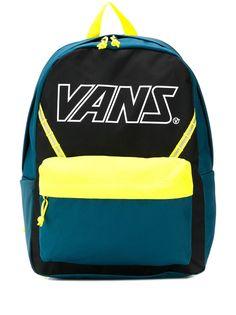 Vans рюкзак в стиле колор-блок с логотипом