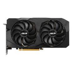 Видеокарта ASUS AMD Radeon RX 5500XT , DUAL-RX5500XT-O8G-EVO, 8Гб, GDDR6, OC, Ret