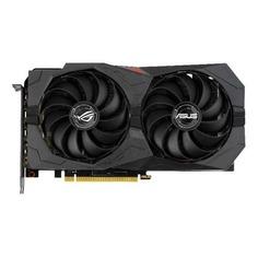 Видеокарта ASUS nVidia GeForce GTX 1660SUPER , ROG-STRIX-GTX1660S-6G-GAMING, 6ГБ, GDDR6, Ret