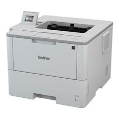 Принтер лазерный BROTHER HL-L6300DW лазерный, цвет: серый [hll6300dwr1]