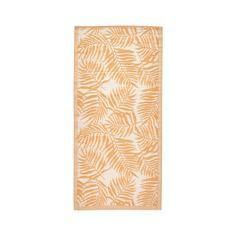 Ковер для экстерьера Palmera с рисунком пальмовые листья La Redoute Interieurs