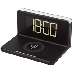 Радио-часы MAX М-010 Black