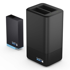 Зарядное устройство и аккумулятор GoPro MAX Dual Battery Charger + Battery (ACDBD-001-EU)