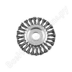 Щетка-крацовка дисковая, 100 мм, 22.2 мм ремоколор 45-2-710