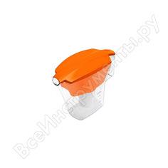 Водоочиститель кувшин аквафор арт с в100-5 оранжевый