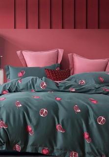 Постельное белье 1,5-спальное Bellehome Гранат