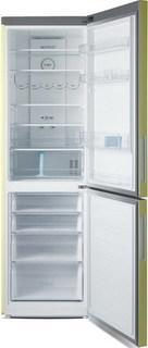 Двухкамерный холодильник Haier