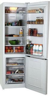 Двухкамерный холодильник Indesit