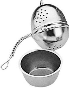 Заварник для чая – яйцо, с блюдцем Tescoma