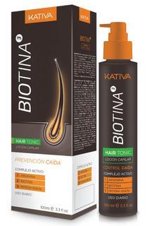 Тоник против выпадения волос Kativa