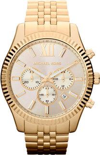 Мужские часы в коллекции Mens Chronos Мужские часы Michael Kors MK8281-ucenka