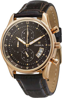 Золотые мужские часы в коллекции Gentleman Мужские часы Ника 1246.0.1.62A Nika