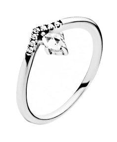 Серебряные кольца Кольца PANDORA 197790CZ