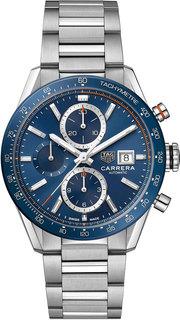 Швейцарские мужские часы в коллекции Carrera Мужские часы TAG Heuer CBM2112.BA0651