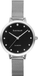 Женские часы в коллекции Lady Charlotte Женские часы Earnshaw ES-8117-11