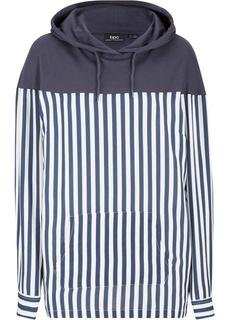 Блузки с длинным рукавом Блузка из трикотажа Bonprix