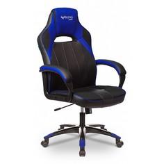 Кресло игровое VIKING 2 AERO BLUE Бюрократ